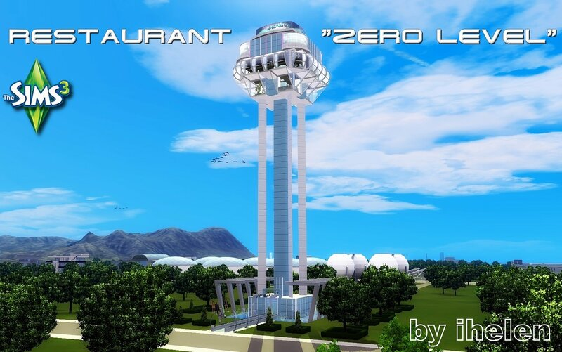 Restaurant Zero Level by ihelen