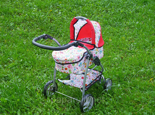 Кукольная коляска-трансформер Melobo 9662