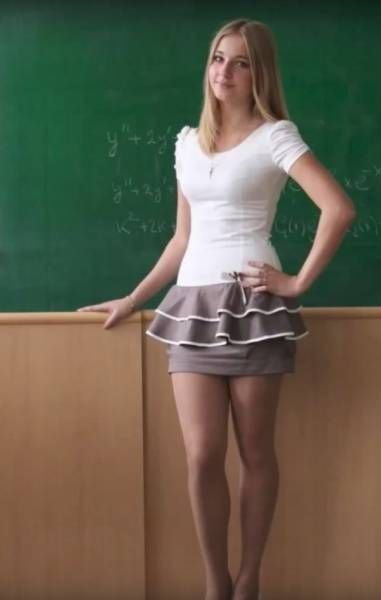Фото красивых голых учителей