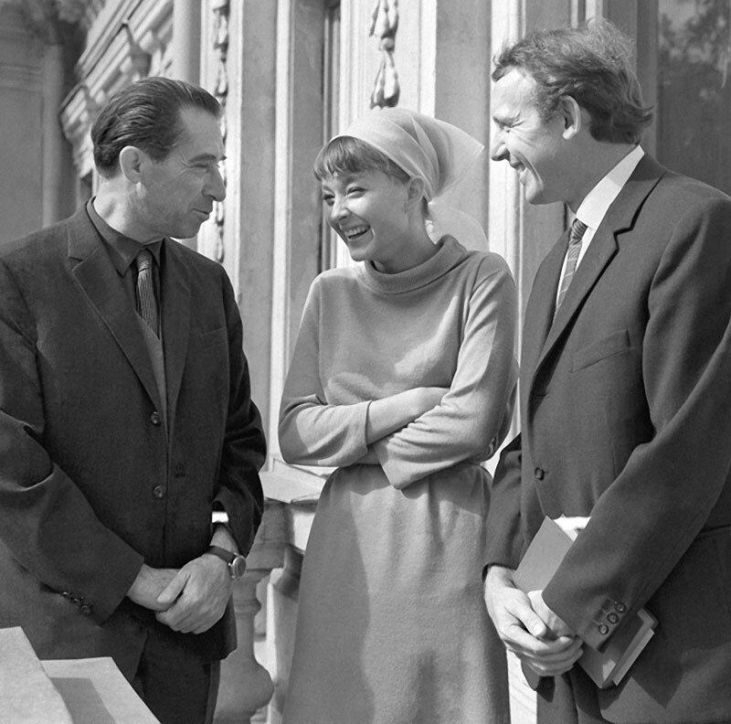 """Гамлет"", 1964 год"