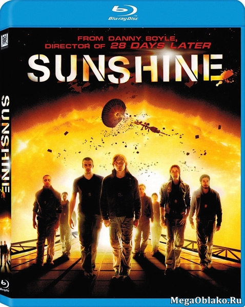 Пекло / Sunshine (2007/BDRip/HDRip)