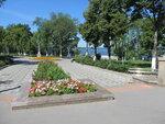 Цветы на Набережной.