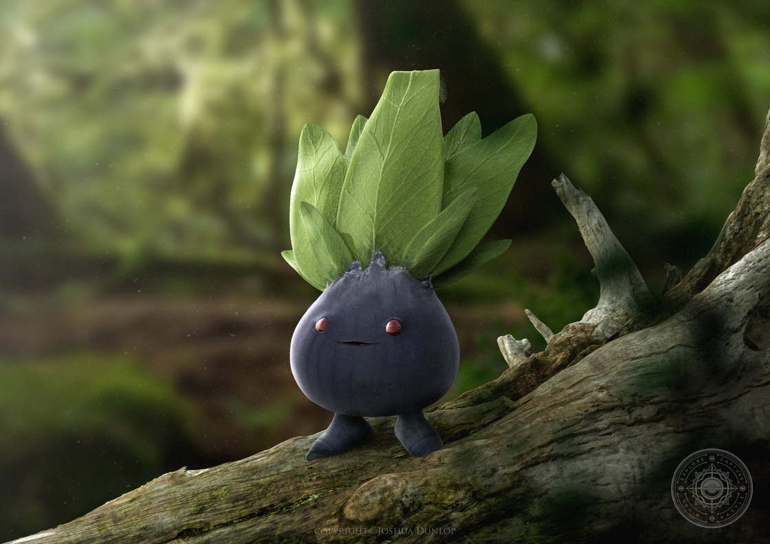 Les Pokemon ultra-realistes de l'illustrateur Joshua Dunlop