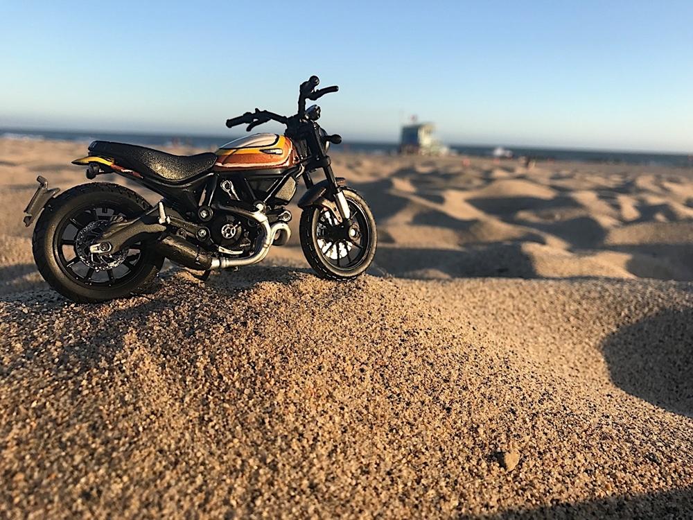 Две новые версии Ducati Scrambler Mach 2.0 и Full Throttle