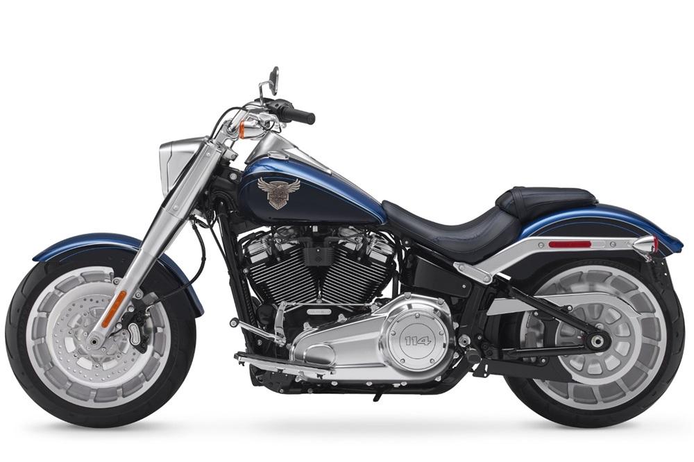 Модельный ряд Harley-Davidson Softail 2018