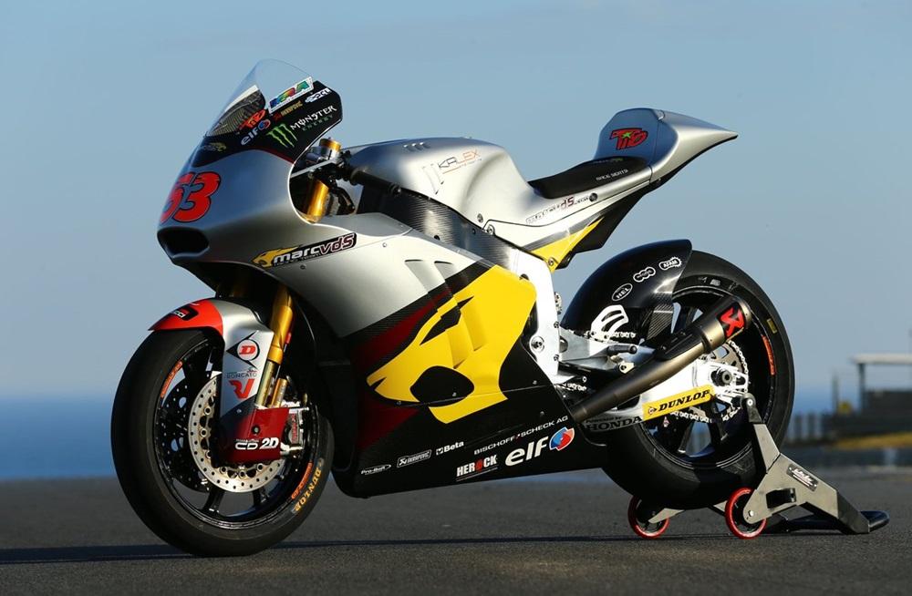 Неизвестные украли чемпионский мотоцикл Тито Рабата