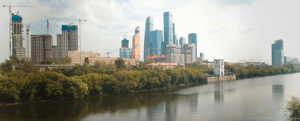 Moscow City, ЖК Центр Сити