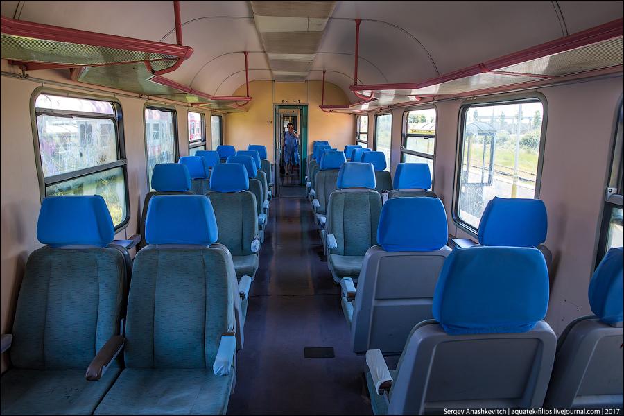 Албанский поезд