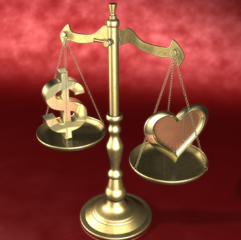 Нищеброда не предлагать, или Куда подевалась настоящая любовь?
