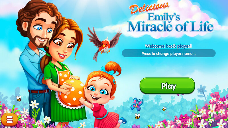 Delicious: Emilys Miracle of Life PE