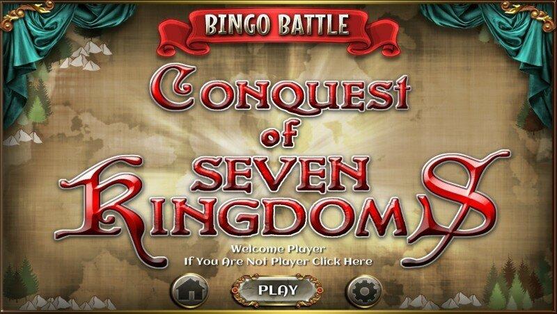 Bingo Battle: Conquest of Seven Kingdoms