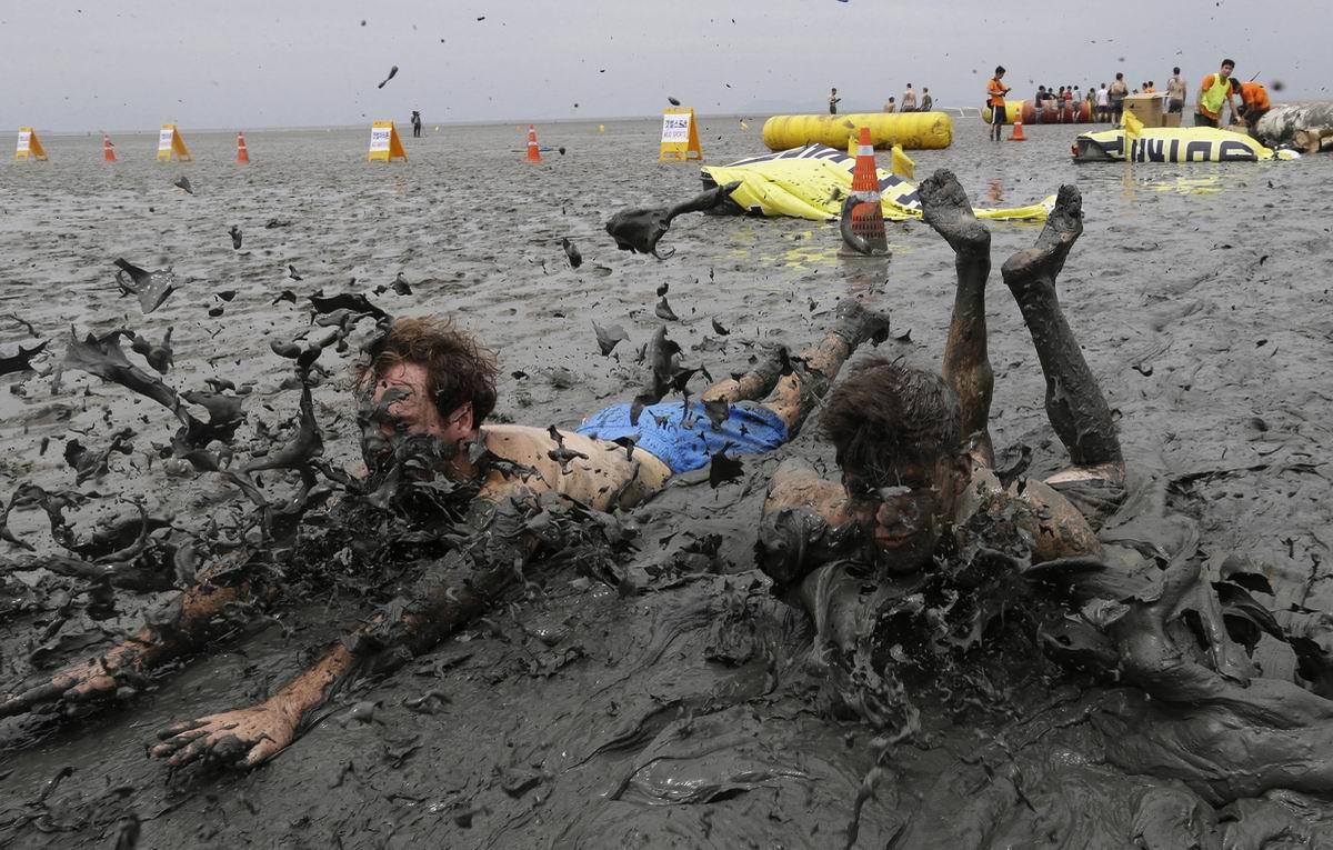 Эх была, не была!: Когда море высохло, а искупаться хочется