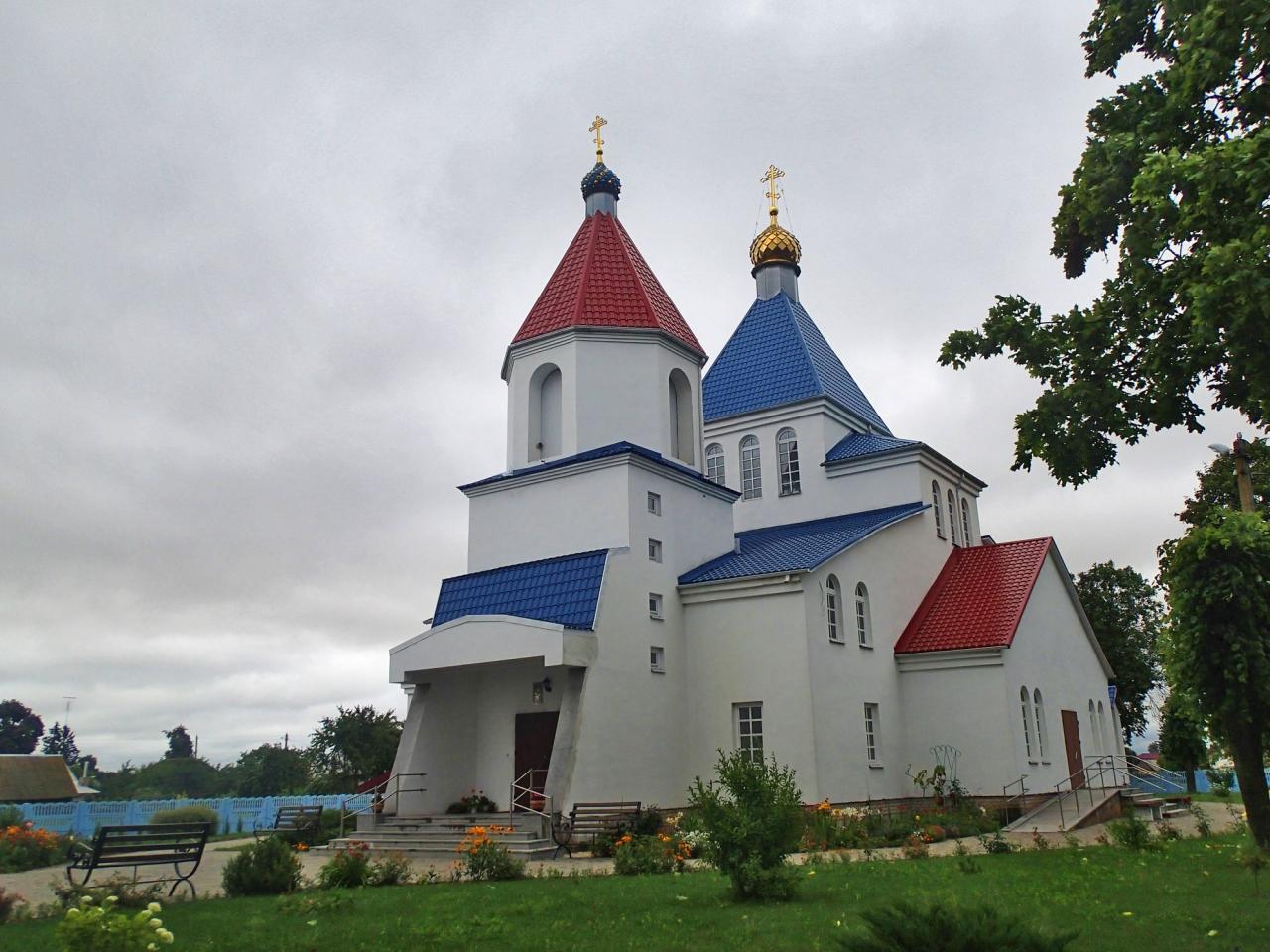 Храм Рождества Богородицы в Городее