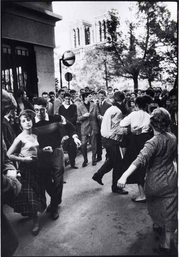 1956. Сен-Жермен