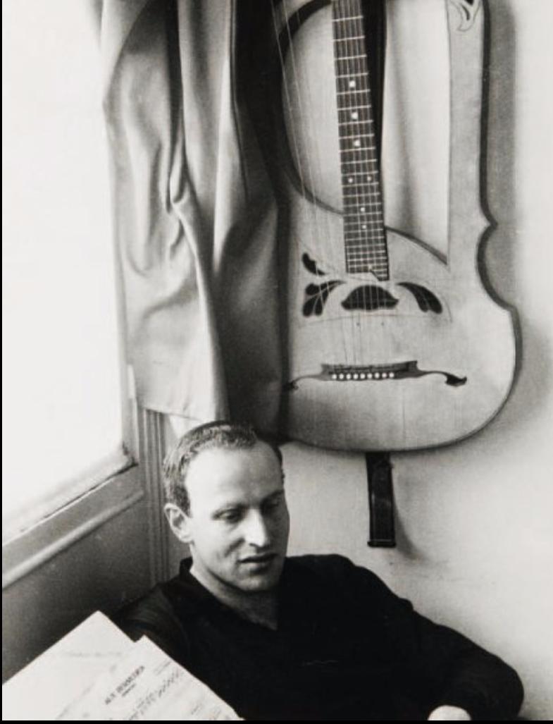 1950. Борис Виан. 14 мая