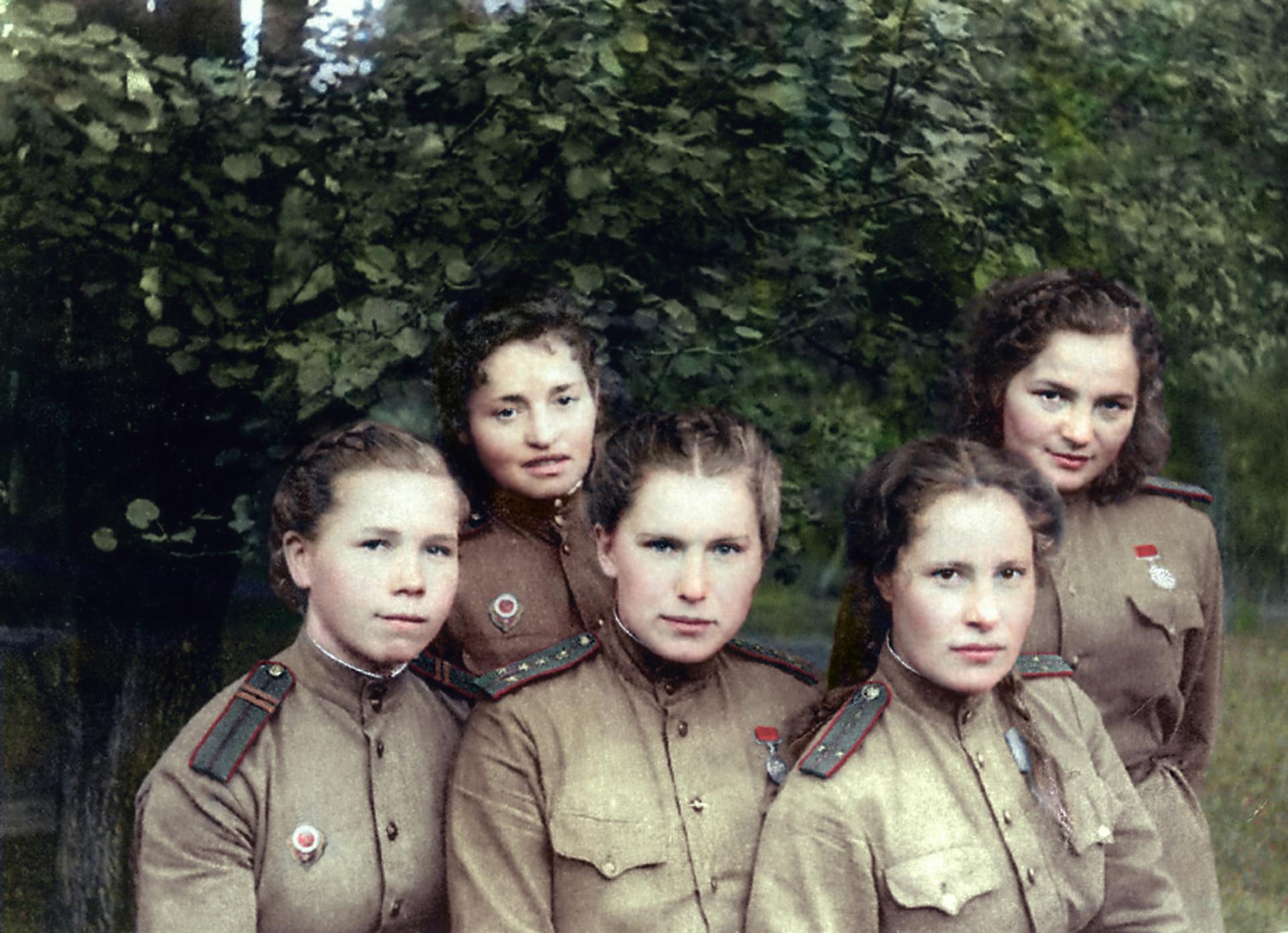 Медики 237-й стрелковой дивизии