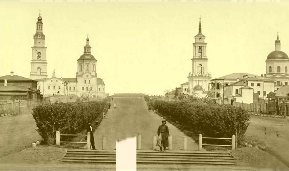 1866. Большая Саратовская улица