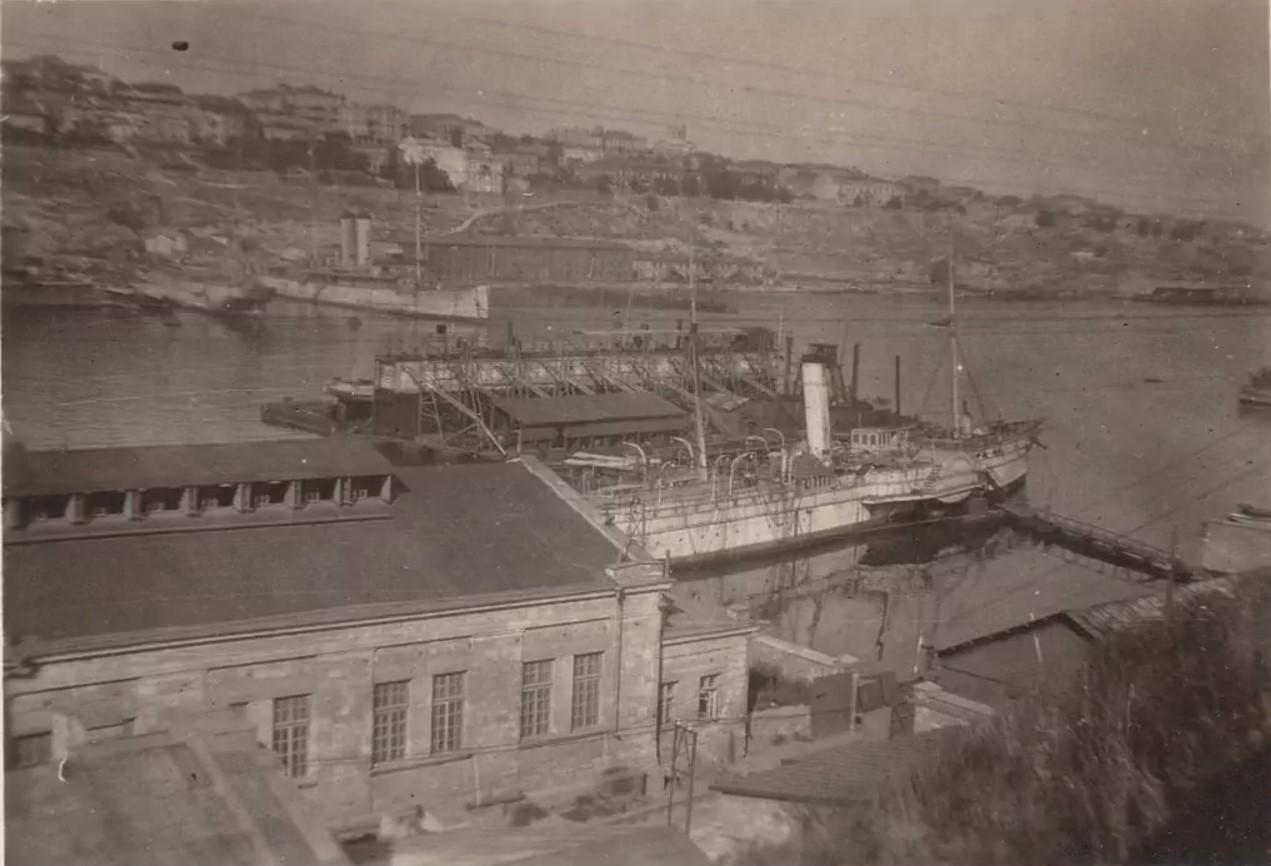 Южная бухта. 1918