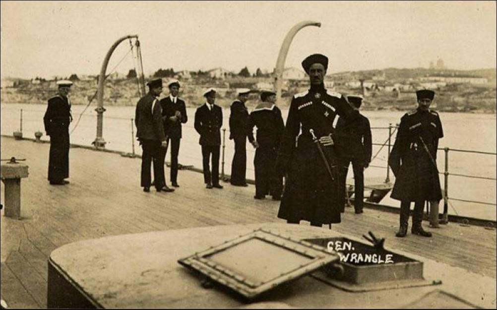 1920. Генерал Врангель