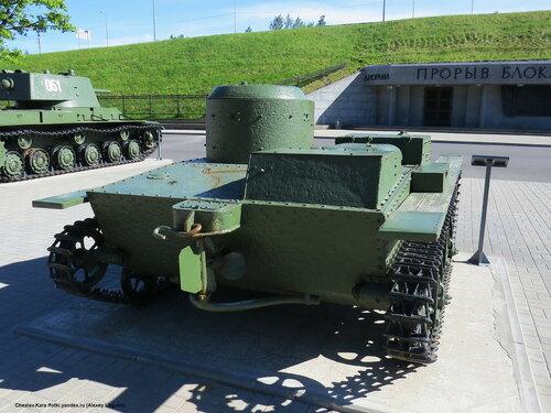Т-38 (музей Прорыв) _500.JPG