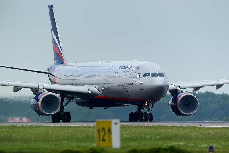 Airbus A330-343 (VQ-BPK) Аэрофлот 229_D802036
