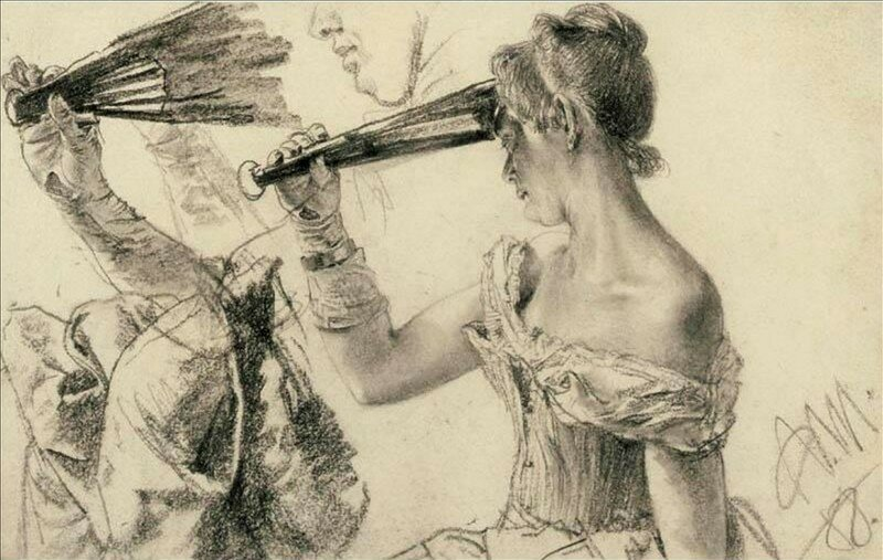 Adolph_Von_Menzel_(1815-1905)_Study_Of_A_Woman_Holding_A_Fan_(13_x_20_6_cm)___62_738.jpeg