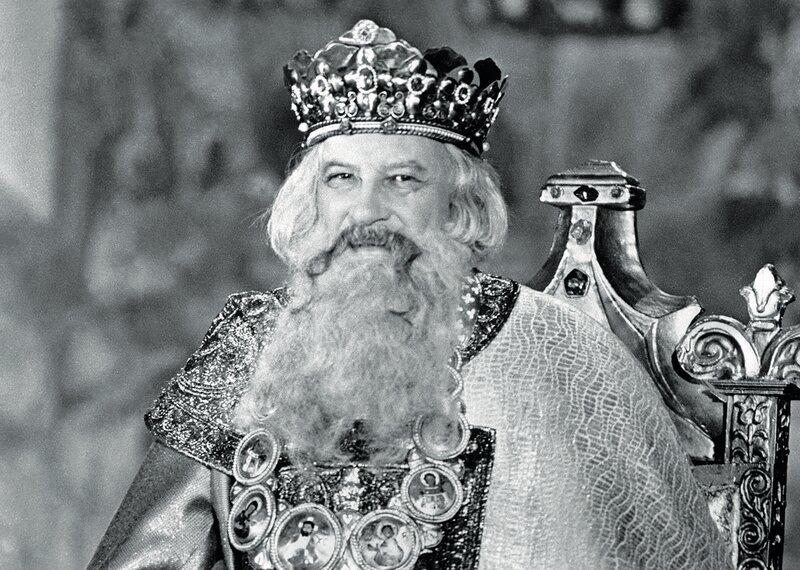 """Кадр из кинофильма """"Руслан и Людмила"""", 1972 год"""