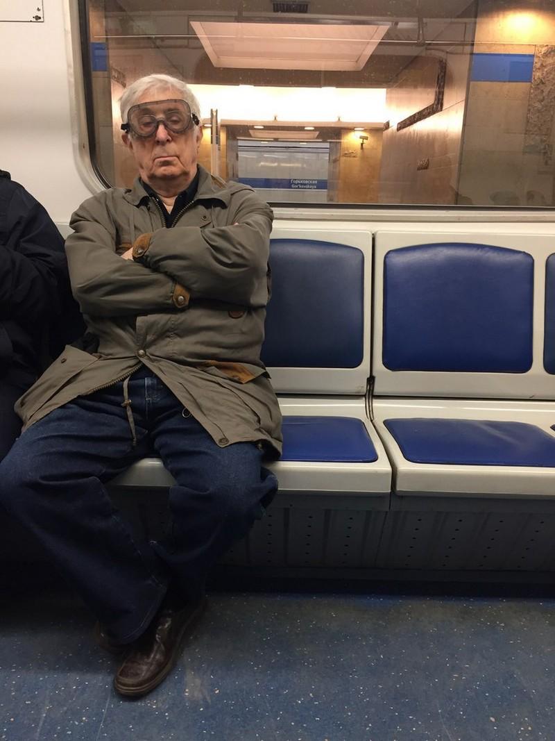 кровать картинка людей в метро сбылась заветная мечта