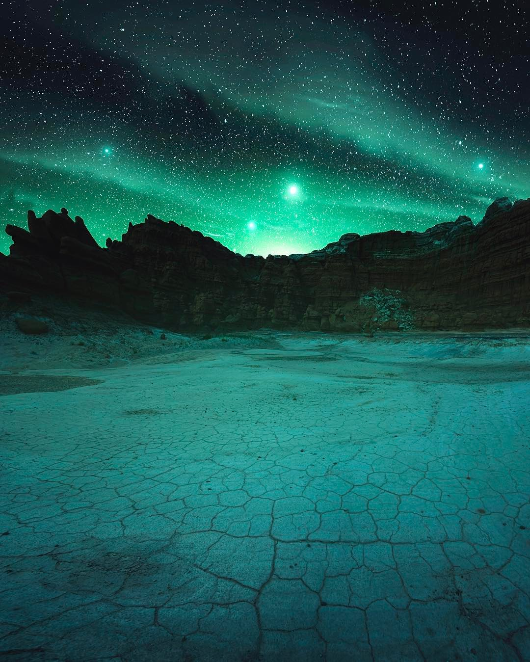 Фотограф Jaxson Pohlman: ночные пейзажи и астрофотографии
