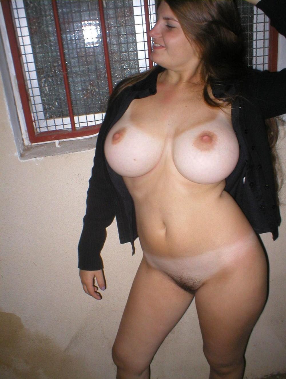 Голые девушки с большой грудью домашнее фото — img 9