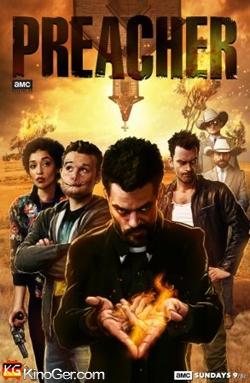 Preacher Staffel 1-4 (2016)