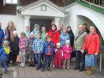 Православный семейный отдых в Николо–Прозорово 4-17 июня