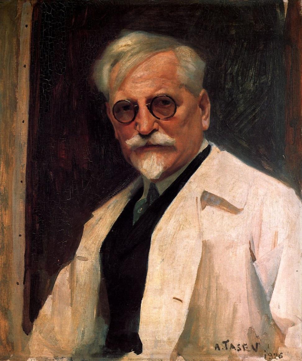 Альфонс Муха в Москве 1913