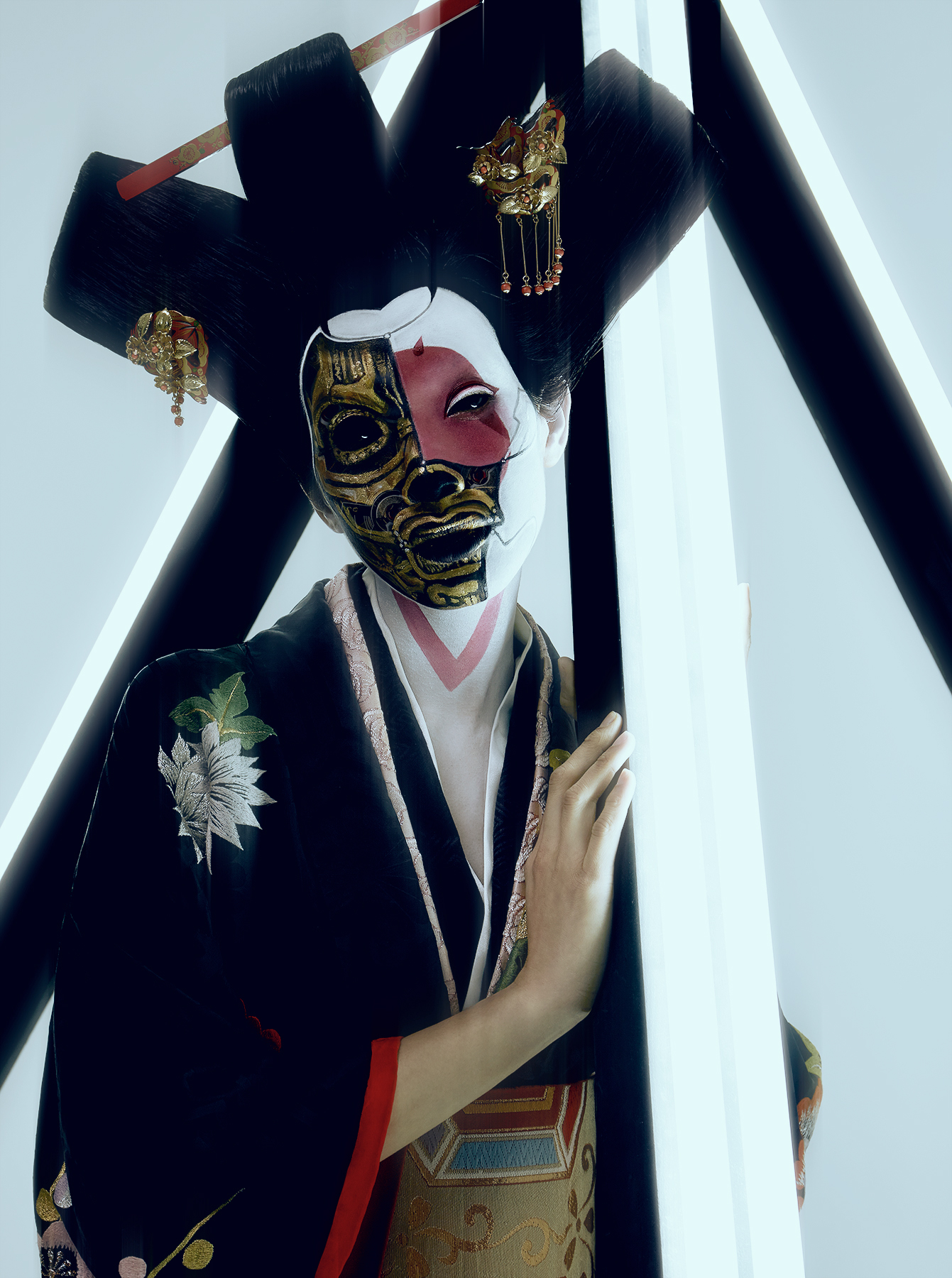 Robot Geisha / фото Termsit Siriphanich
