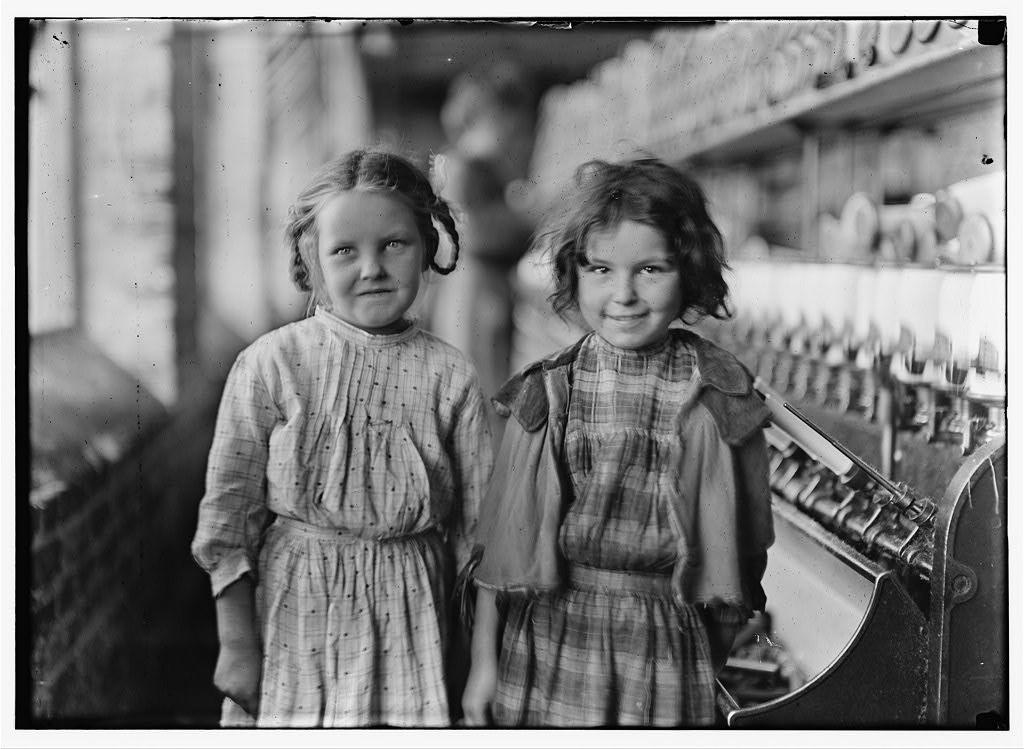 Детский труд в США - 2 (95 фото)