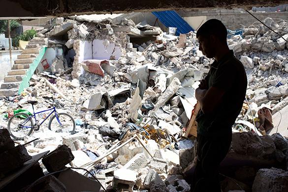 Террористы вновь обстреляли мирные кварталы провинции Дейр эз-Зор