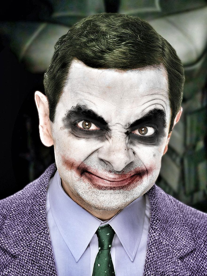 Джокер Бин.