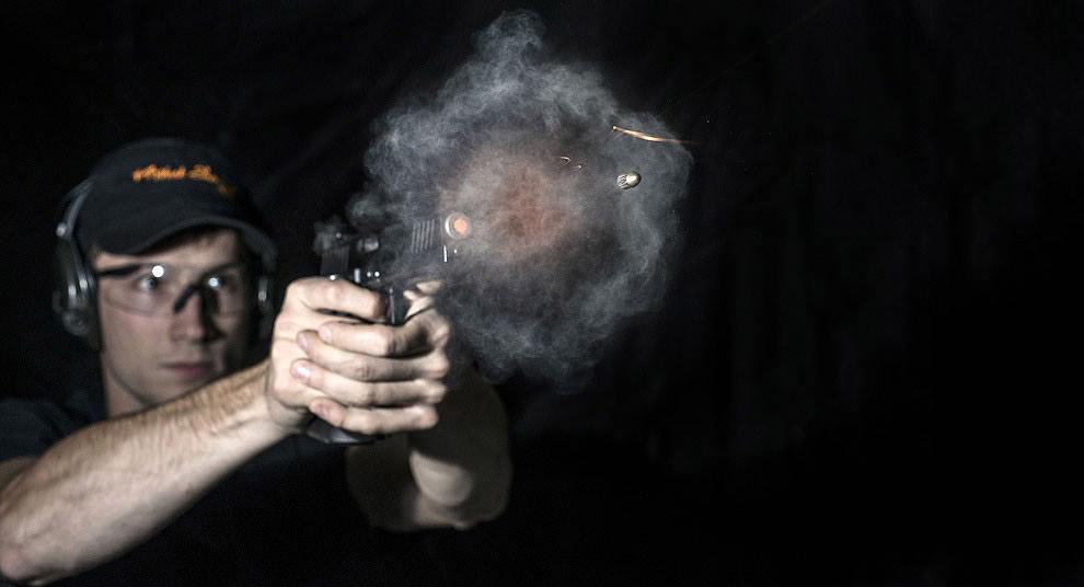 Это не просто красивые фотографии, производители оружия используют информацию о потоке газов и