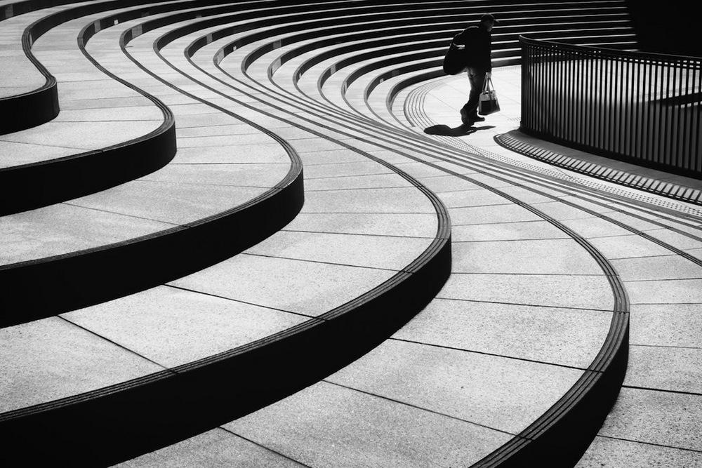 «Тихий Токио»: одиночество мегаполиса в фотографиях Хирохару Мацумото (19 фото)