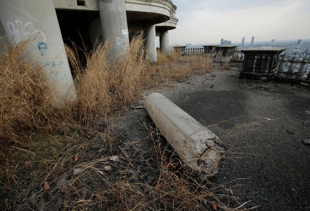 3. В 65 километрах от Шанхая на острове Шенгшань находится рыбацкая деревня, заброшенная в начале 19