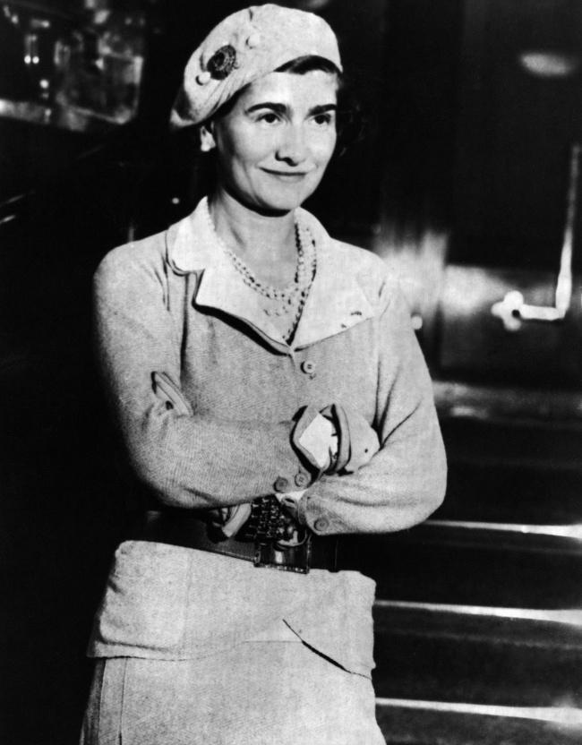 © rexfeatures.com  Самая известная вмире женщина-модельер родилась в1883 году вСомюре. Еер