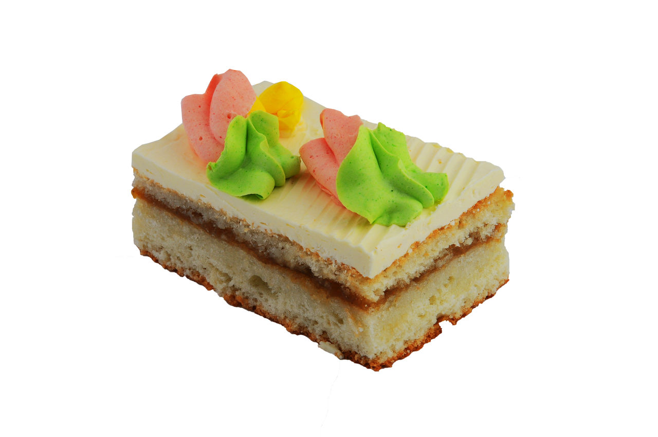 Бисквитное пирожное Если кто-то помнит, в советские времена были такие «мокрые» бисквитные торты и п