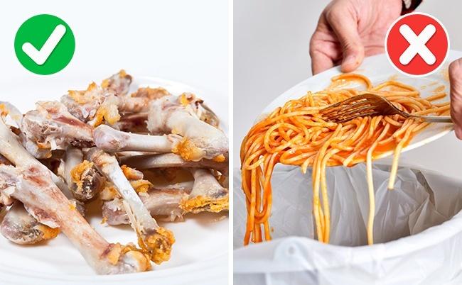 © depositphotos  © depositphotos  Люди, съедавшие больше куриных крылышек, спешили избав