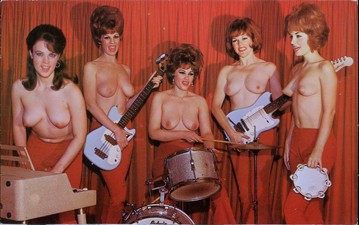 Девушки голые поют фото 66870 фотография