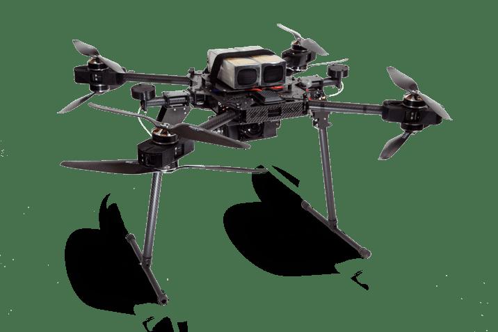 Xact Sense изначально изготавливала беспилотники для правительственных нужд, но теперь предлагает св