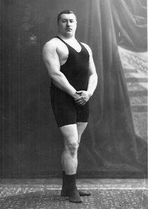 Участник чемпионата Т.Жаксон.