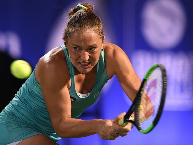 Теннисистка Е.Бондаренко уступила вовтором круге состязаний вЧарльстоне