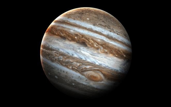 Вночь на8апреля Москвичи смогут наблюдать запротивостоянием Юпитера