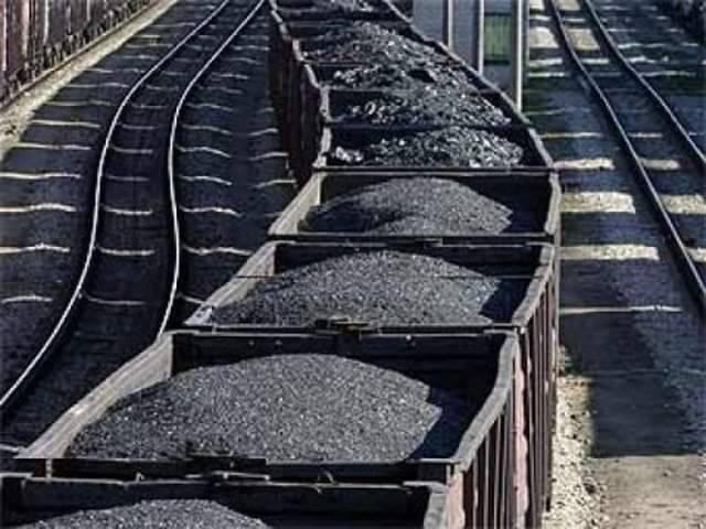 Украина снизила потребление угля на40%
