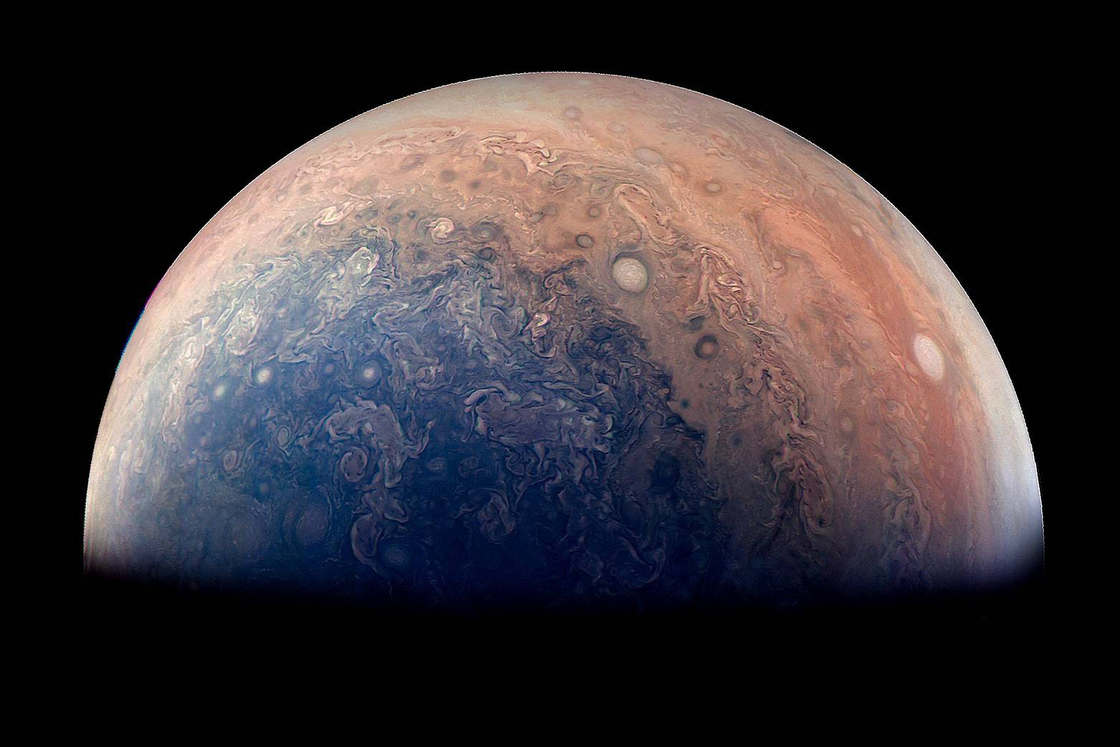 NASA has just released some stunning images of Jupiter (11 pics)